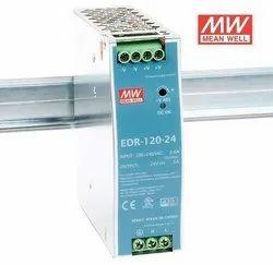 EDR-120-24 Single Output Industrial DIN Rail