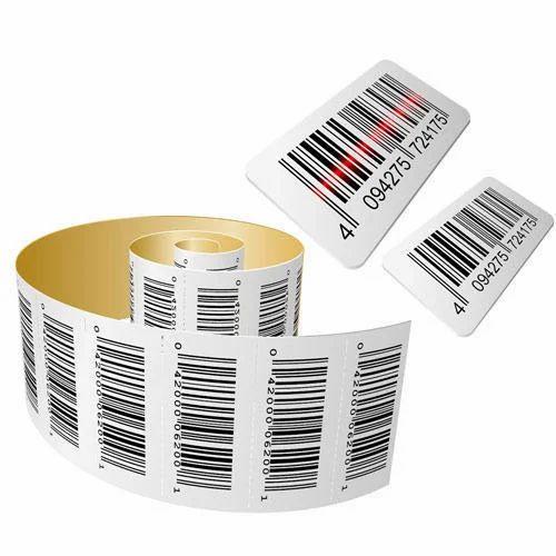 Plain Barcode Labels