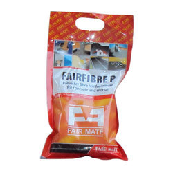 Fairmate for Concrete and Mortar Fairfibre P Admixture Chemical, 125gms , Packaging Type: Plastic Bag