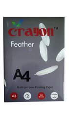 75 GSM Crayon Feather A4 Printing Papers