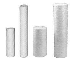 Wound Water Filter Cartridges