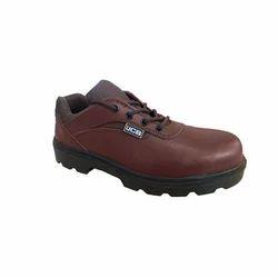 Brown Men Picker Leather Upper Shoe