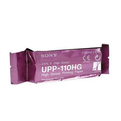 Sony High Glossy Printing Paper, GSM: 80 - 120