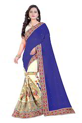 Riva 106 Georgette Saree