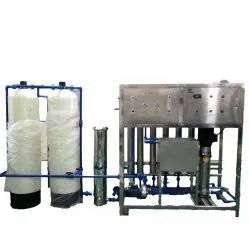 Mixed Bed Bio Reactor Distillery Automatic Mineral Water Plant