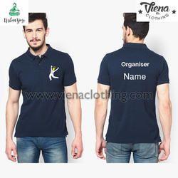 Customised Collar T Shirts