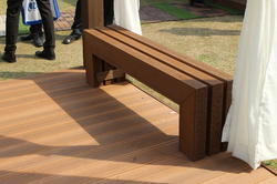 SW-6005 Exterior Wooden Benches