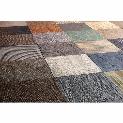 Carpet Tile at Rs 80 square feet Carpet Tile Royal Home Decor