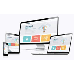 Interactive Website Designing Services with Chat Support