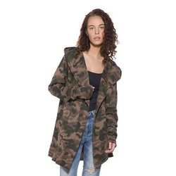 Womens Army Cardigan