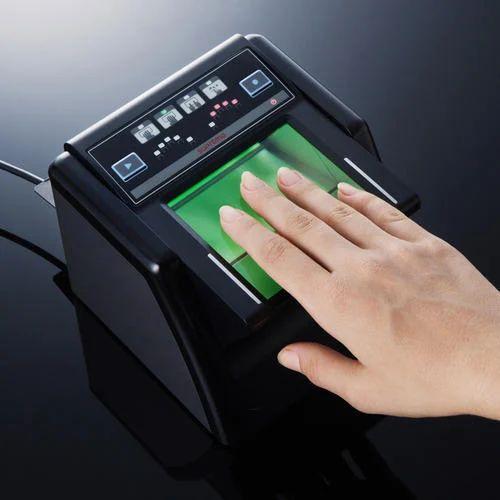 livescan fingerprint scanner at rs 39900   piece