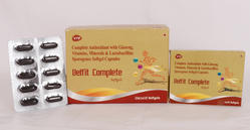 Multivitamins Softgel Capsule