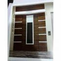 Single Wooden Door, For Home