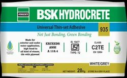 Universal Thin Set Adhesive