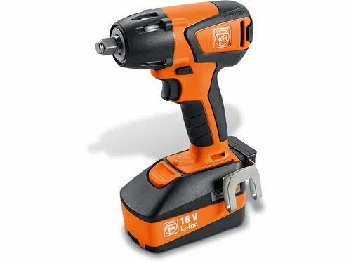 Fein Cordless Impact Wrench ASCD 18-300 W2, Warranty: 6