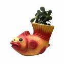 Fish Shaped Planter