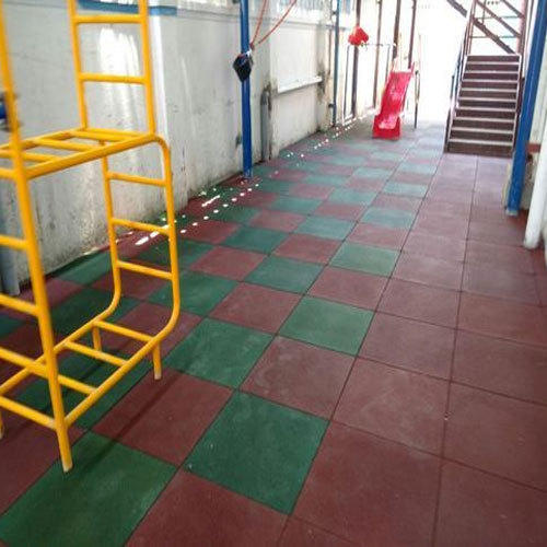 Rubber Flooring Rubber Gym Flooring Wholesale Trader From Chennai