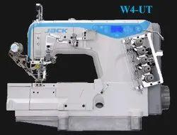 Jack Electric Flat Lock Machine, For Medium Material, Model Name/Number: W4-Ut