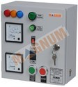 DOL Submersible Pump Panel - MaU Three Phase (Executive)