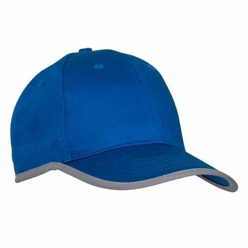 Plain Men    s Blue Cap 79613c0fdd1