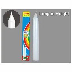 Plain Short Candles
