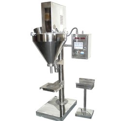 Single Head Automatic Powder Filling Machine