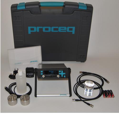 Ultrasonic Pulse Velocity Tester Labsol Enterprises