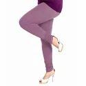 Ladies Plain Cotton Stretchable Churidar Legging