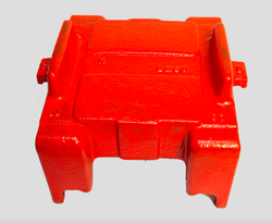 Wide Jaw Railway Adaptor