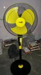 Mix Maruti Pedestal Fan, Warranty: 1 year, 2000rpm