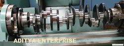 Crankshaft Grinding For Reciprocating Compressor