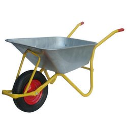 Single Wheel Barrow Trolley