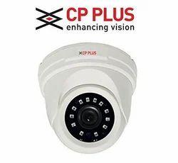 CP Plus 2.4 MP Dome Camera 1 Pcs, Night Vision Dome 1080P Camera