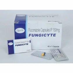 Fungicyte 150 mg Capsules