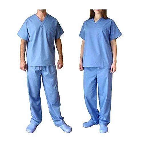 Pure Cotton Hospital Uniform