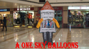 Inflatable Standing Character