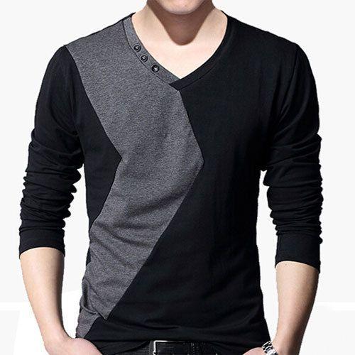 f0237b9080dc Cotton Men  s Casual T-shirt