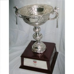 1026 Silver Cup Trophy