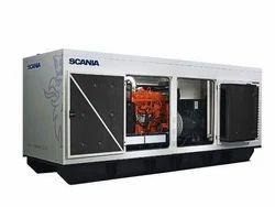 Scania Diesel Generator Sets 256 to 320 kVA