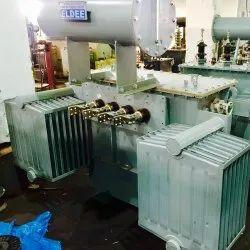 Three Phase Distribution Transformer
