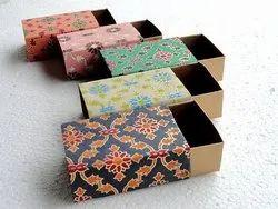 Indian Style Slider Box