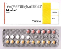 Levonorgestrel And Ethinylestradiol Tablets IP