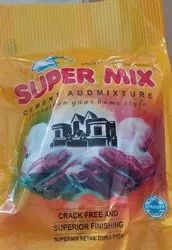 White Supermix Cement Admixture for Construction, Packaging Type: Packet