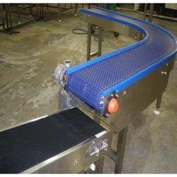 Plastic Modular Bend Conveyor
