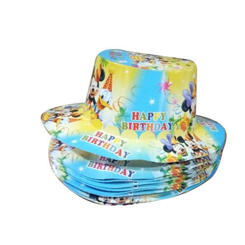 Birthday Hat At Rs 18 Piece