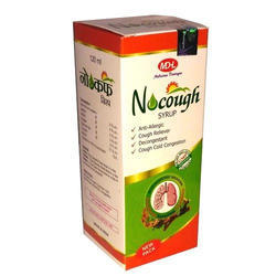 Cough Syrup, Packaging Size: 120 Ml