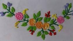 Embroidery designs at best price in india