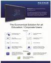 Maxhub E-Series E65EC Interactive Flat Panel