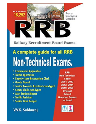 RRB NON TECHNICAL EXAM PAPERS EPUB
