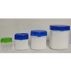 Petroleum Jelly Jar 10-100 ML